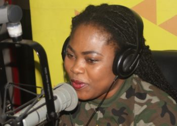 VIDEO: Pregnancy is not a disease to make you lazy- Joyce Blessing
