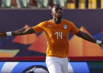 AFCON 2019 Match Report:  Fantastic finish by Aston Villa's  Kodjia gave Ivory Coast 1-0 victory over South Africa