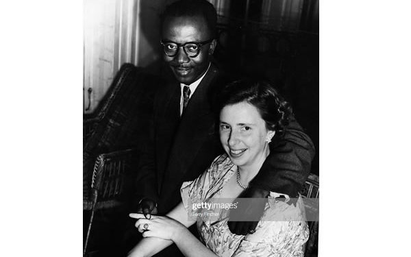 How the wedding of Joe Appiah and a British lady stirred the world in 1953