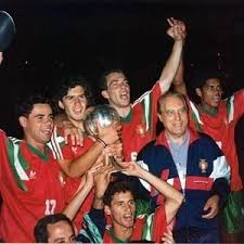 Today In Sports History: Portugal beat Nigeria to FIFA World Championship