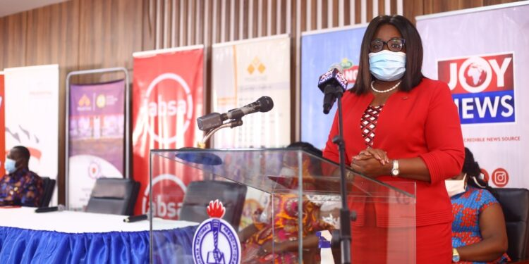 Nana Essilfuah Boison, Marketing and Corporate Relations Director at Absa Bank announced the partnership at the launch of the 20
