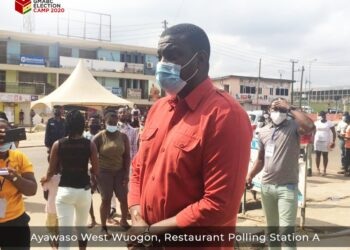 John Dumelo ventures into 'comedy' after losing election