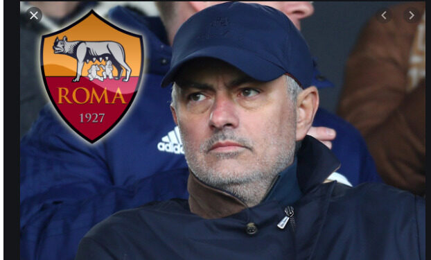 Jose Mourinho appointed AS Roma manager