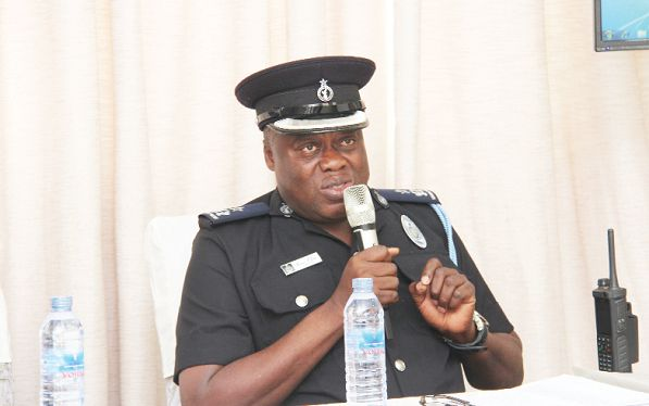 Ghanaian youth don't respect the police, We'll discipline them - ACP Kwasi Ofori