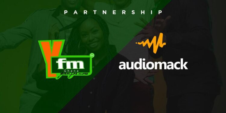 Audiomack collaborates with Y 107.9FM Accra to delight drivetime listeners