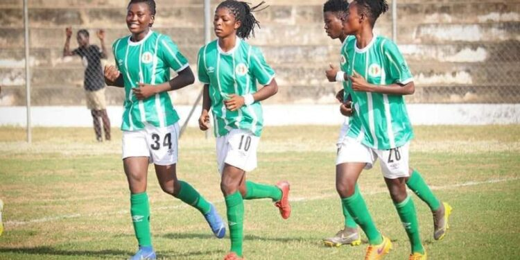 CAF Women's Champions League qualifiers: Hasaacas Ladies FC drawn in Group B alongside Nigeria, Niger reps