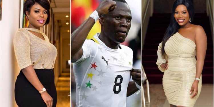Agyemang-Badu finally breaks silence on relationship with Delay