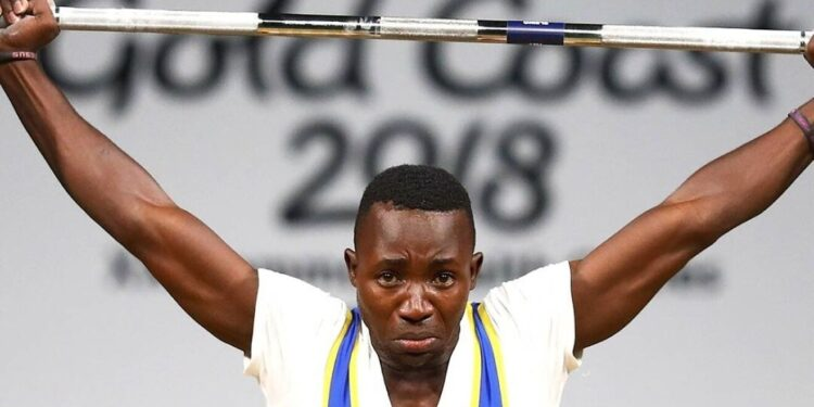 Missing Ugandan weightlifter found after going missing from Tokyo 2020 camp