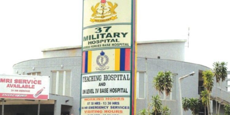 Court fines 37 Military hospital GHS1,075,000 for maternal  Negligence