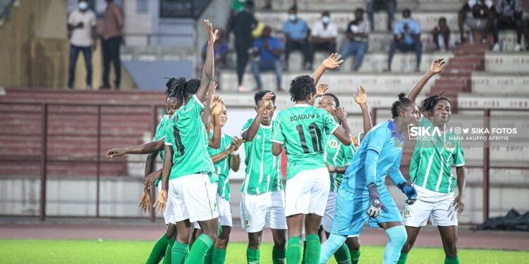 CAF Women's Champions League Q: Hasaacas Ladies beat River Angels 3-1 to clinch title