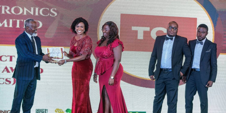 TCL wins Best Product Innovation Award