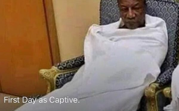Guinea Coup: 'Alpha Conde is being treated like a king in detention' – Farouk Al-Wahab reveals