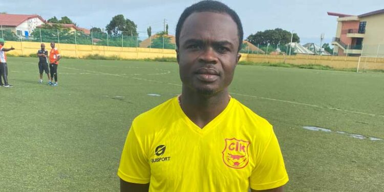 CAF Champions League prelims: We are going to surprise Hearts of Oak- Amos Frimpong